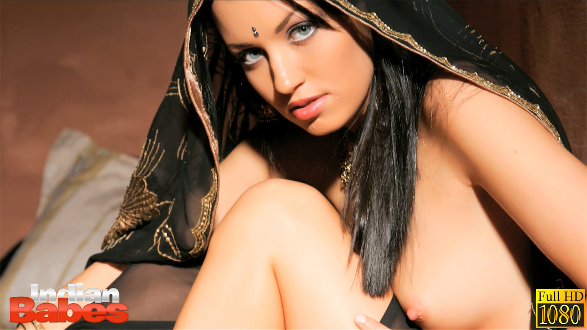Ib video gal 02. Seductive indian babe aishwarya naked in
