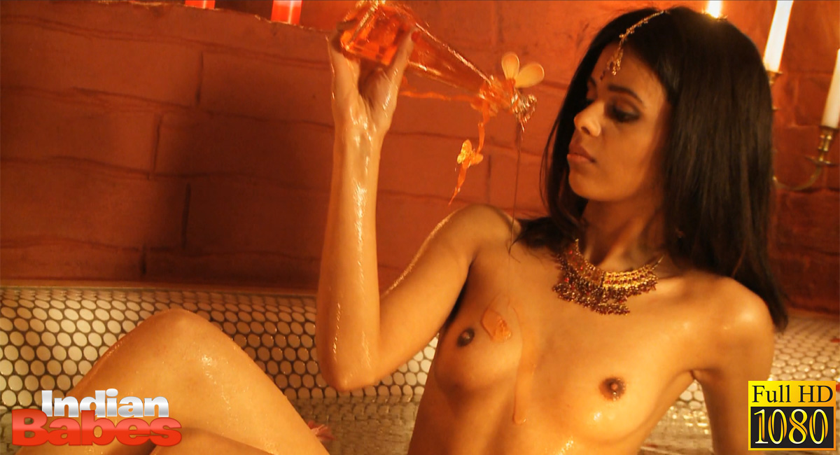 Ib video gal 07. Priya is a tall and striking sub continent beauty in pool of love
